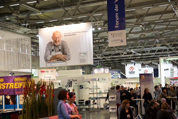 Halle 9.1, Stand D 69 / C 68