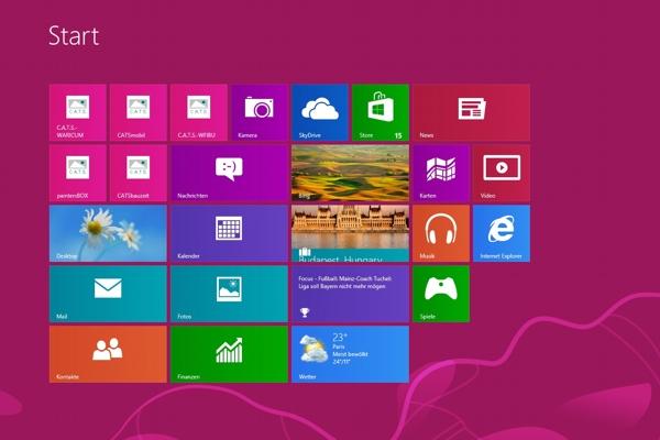 Windows XP verabschiedet sich zum 08. April 2014