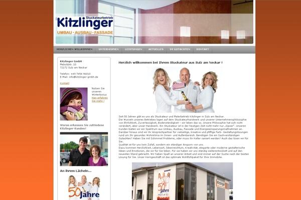 Stukkateurbetrieb Kitzlinger: Woran erkennen Sie zufriedene Kitzlinger-Kunden?