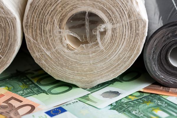 Bundeskartellamt verhängt Bußgelder gegen Tapetenhersteller.