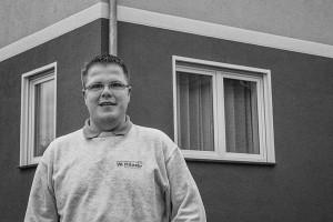 Beispiel einer erfolgreichen Betriebsübernahme im Malerhandwerk: Mit Ingo Rühl aus Fernwald-Annerod ist bereits die 4. Generation des  erfolgreichen Familienbetriebs am Zug.