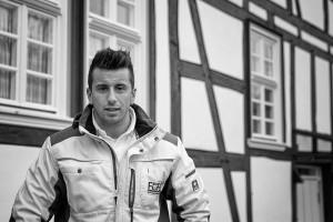 Beispiel einer erfolgreichen Betriebsübernahme im Malerhandwerk: Alessandro Schmidt übernimmt erfolgreich den Malerbetrieb Fachzentrum Fürst aus Borken.