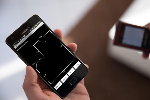 Malerbetrieb / Stuckateurbetrieb: Angebote unterwegs erfassen mit CATSmobil, der mobilen Aufmaßsoftware von C.A.T.S.-Soft