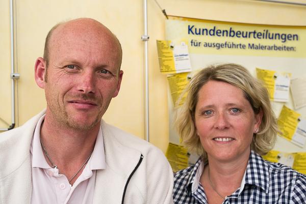 Für Nicole und Thomas Böttinger ist das Feedback von Kunden Mitarbeiter-Motivation pur.