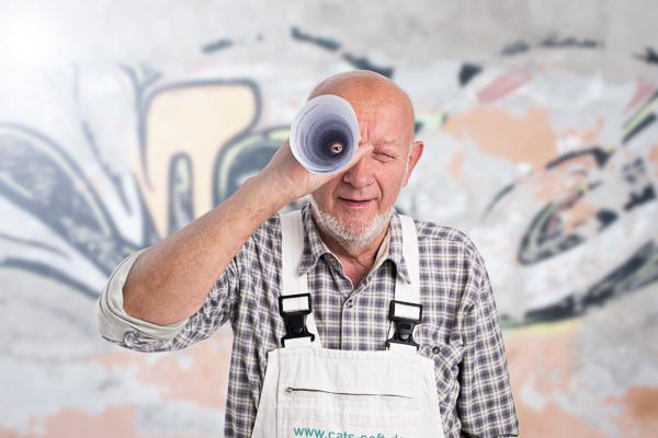 Malerbetriebe aufgepaßt: Aufträge richtig annehmen – Baustellen perfekt abwickeln.