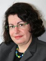 Ruth Baumann, Präsidentin des Landesverbandes Baden-Württemberg der Unternehmerfrauen im Handwerk