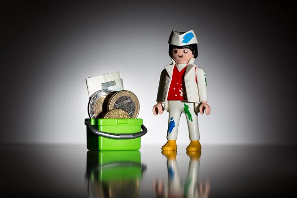 Der gesetzliche Mindestlohn im Maler- und Stuckateurbetrieb