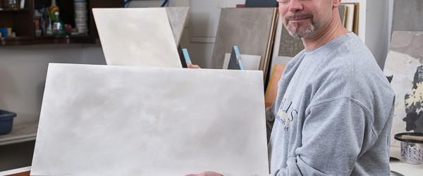 Robert Paulus zeigt overclouded marble