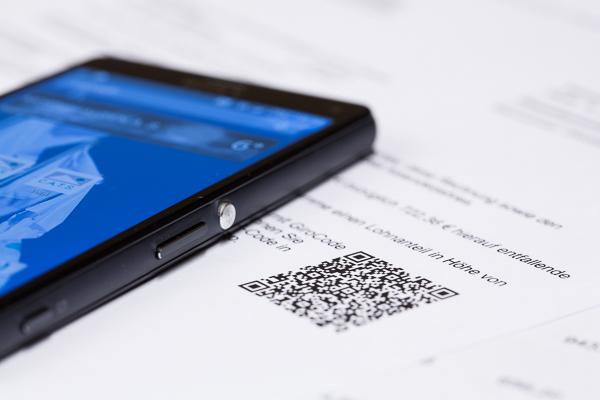 Schneller Zahlungsverkehr mit GiroCode in der betriebswirtschaftlichen Maler-Software von C.A.T.S.-Soft