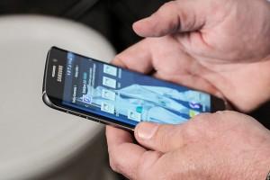 Samsung Galaxy S6 edge im Prasistest