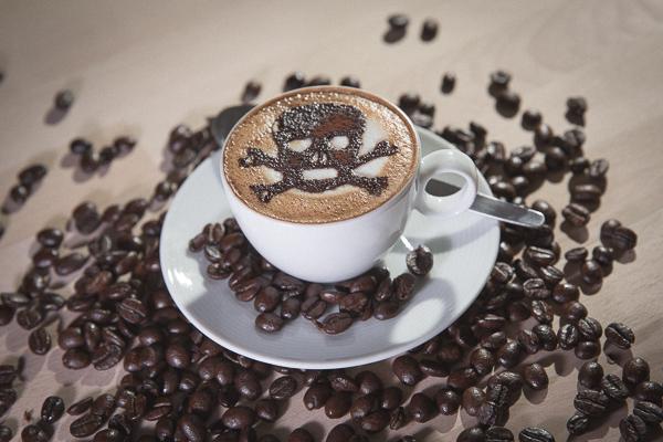 Gift im Kaffee von Kaffeevollautomaten?