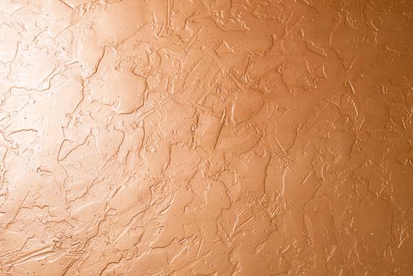 Edle Oberflächen mit Robert Paulus: metal structure