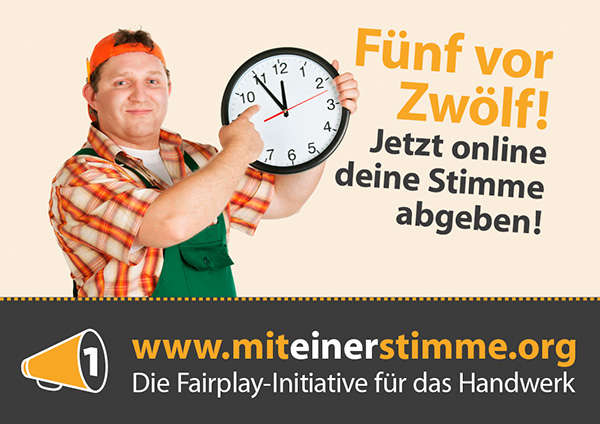 Fairplay-Initiative Handwerk
