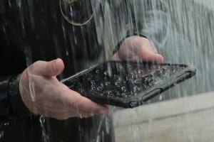 Samsung Galaxy Tab Active im Prasistest