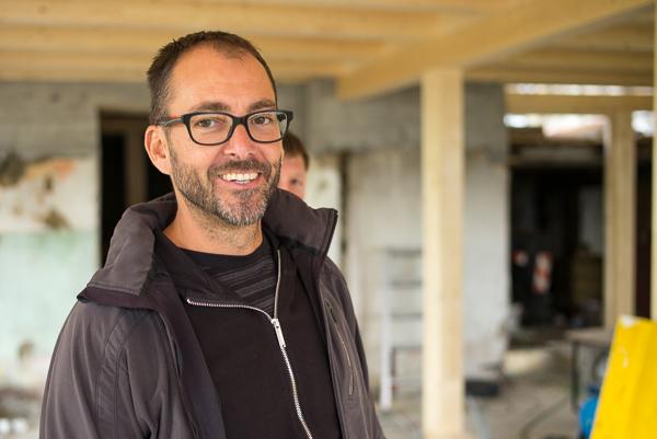 Architekt und Baubiologe Martin Stecher aus Prad am Stilfserjoch
