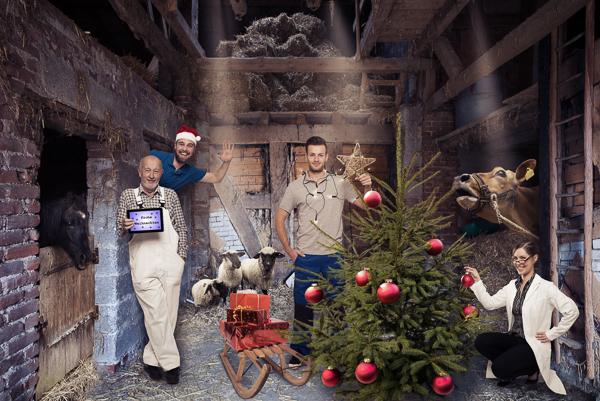 Malerblog.net wünscht frohe Weihnachten!
