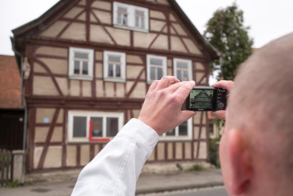 BILDaufmaß: Die etablierte Fotoaufmaß - Software mit Spezilafunktionen für Fachwerk, Stuck & Co.