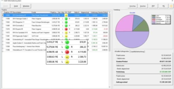 CIS - Chefinformationssystem C.A.T.S.-WARICUM