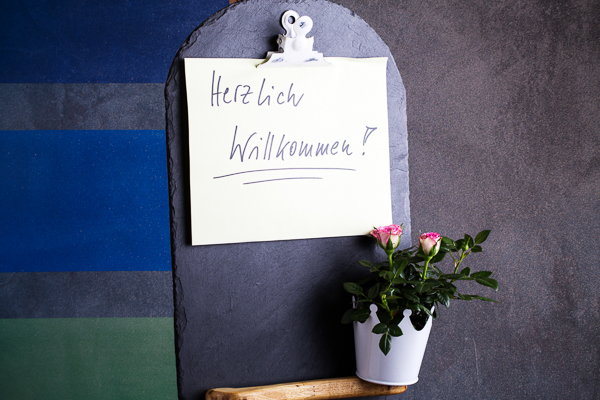 Der Showroom: Malerarbeiten zum Anfassen