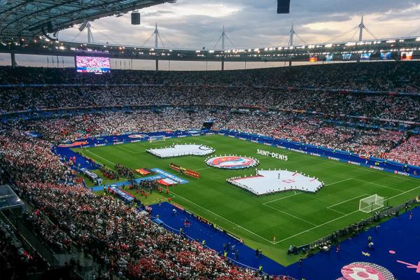 Deutschland gegen Polen. UEFA EURO 2016. Gruppe C. - Foto: privat
