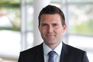 Klaus Müller, Leiter Strategische Entwicklung und Transformation Geschäftskunden der Telekom Deutschland GmbH