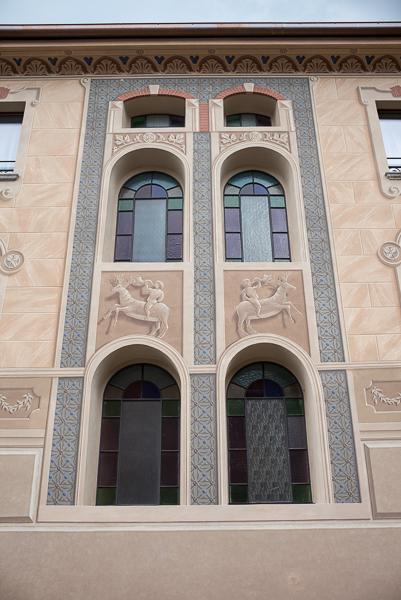 Roberto Lovo restaurierte den Palazzo Scalabrini, das heutige Hotel Tureta im Tessin.