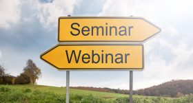 Sind Webinare die besseren Seminare?
