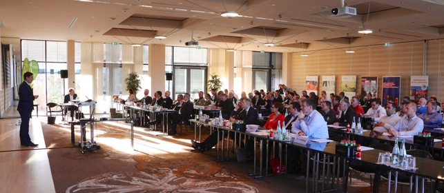 BranchenForum 2016: Technik und Qualität von WDVS standen im Fokus