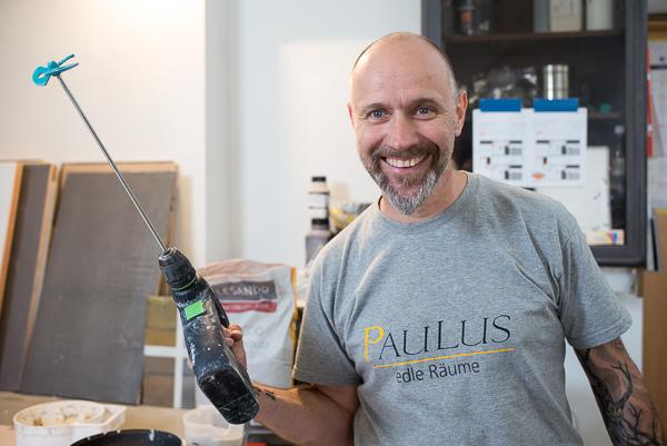 Robert Paulus spricht über mobile Zeiterfassung - für ihn eine Erfolgsgeschichte
