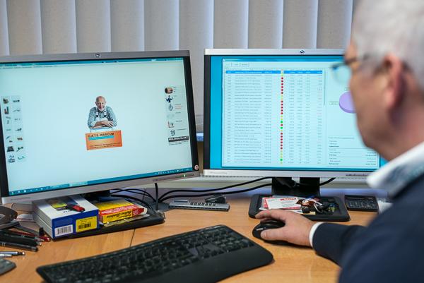 Chef-Informationssystem CIS in der betriebswirtschaftlichen Maler-Software