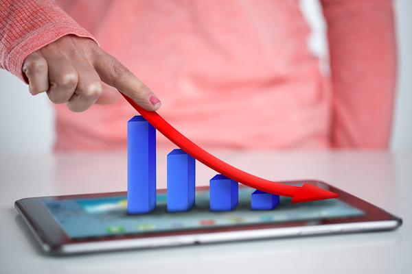 Tablet-Markt im Sinkflug