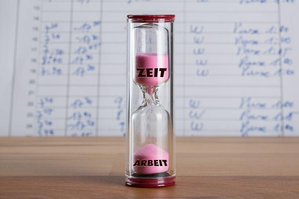 Arbeitszeitkonten in der Zeiterfassung