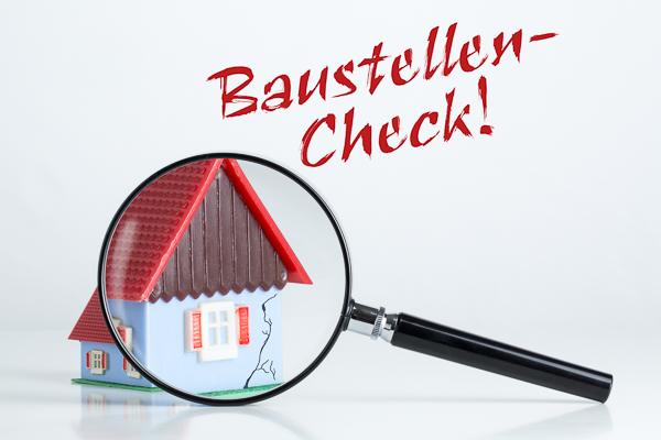 Baustellen-Check: Schadensdokumentation