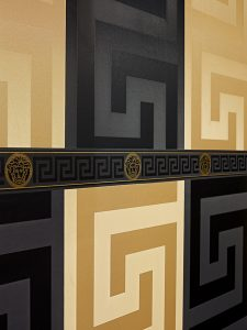 A.S. Création präsentiert die dritte Kollektion von Versace home