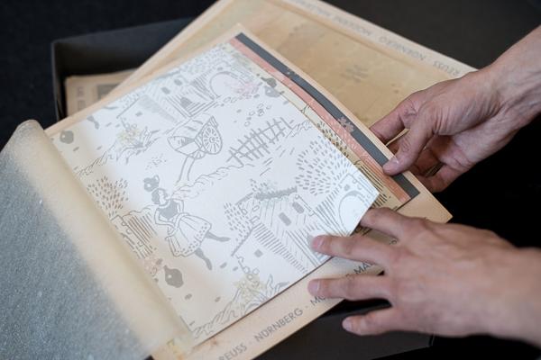 Alte Musterbücher