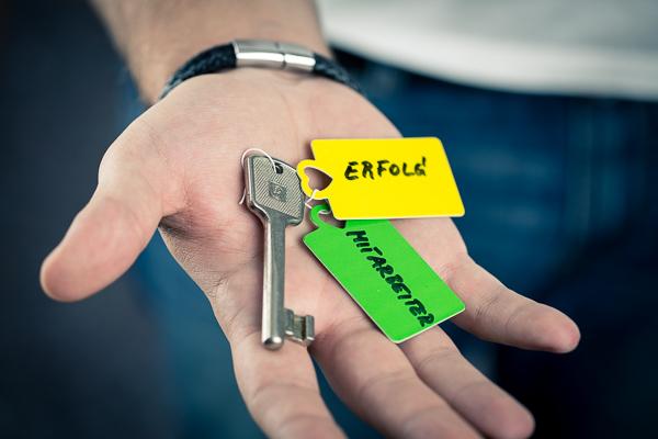 Ein Schlüssel zum Erfolg: Der Mitarbeiter