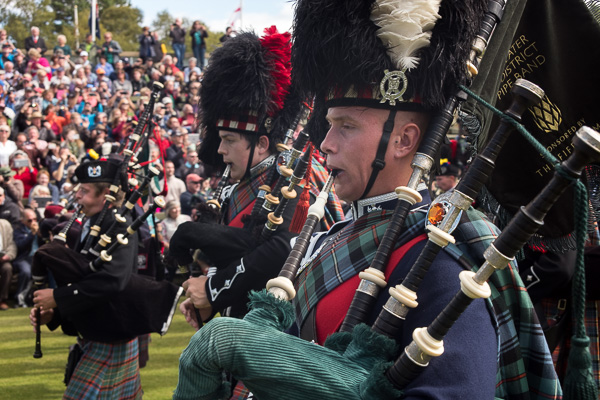 Braemar Gathering, Highland Games 2017