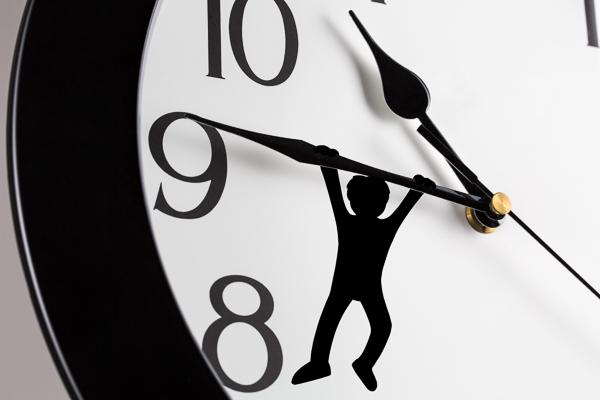 Zeitmanagement: Zeitfresser abstellen – Stress reduzieren