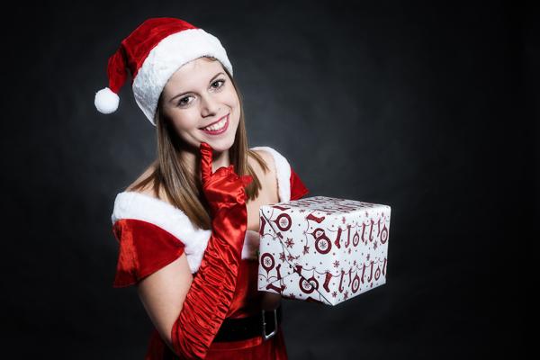 Weihnachtspost im Handwerk