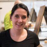 Malermeisterin Julia Horlacher