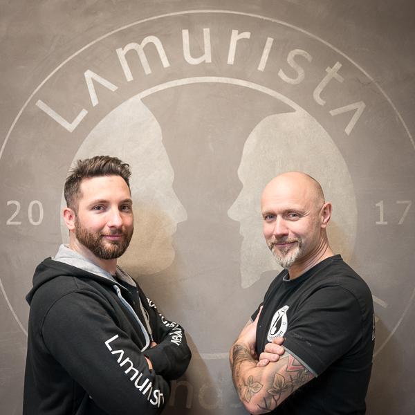 Lamurista - Robert Paulus und Alexander Baumer