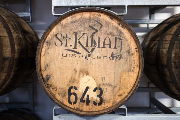 St. Kilian Distillerie in Rüdenau