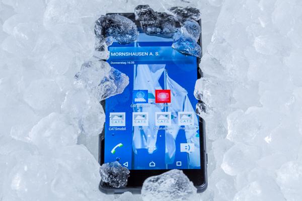 Wie Sie Ihr Handy im Winter schützen - Sieben Tipps von Bitkom