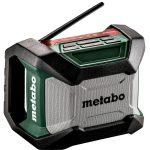Das neue Akku-Baustellenradio von Metabo
