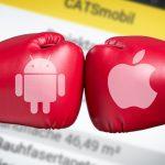 Aufmaß-App: Android oder iOS? Smartphone oder Tablet? Was ist besser für die Baustelle?