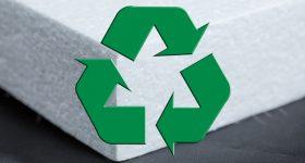 Zukunft Polystyrol: WDVS-Recycling greifbar nah