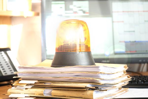Auftrags-Alarm: Mit dem Betrieblichen Engpassmanagement (BEM)© den Handwerksbetrieb im Griff