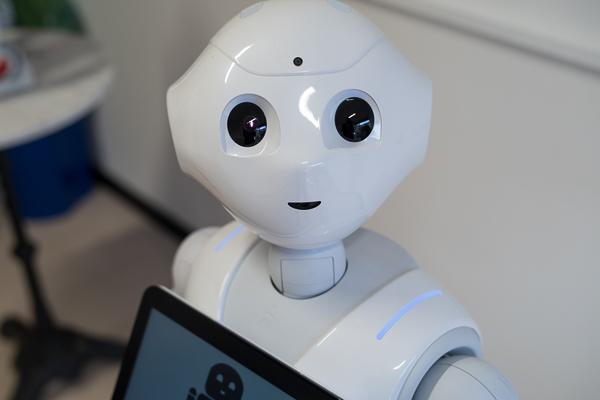 Humanoide Robotik - Pepper: Künstliche Intelligenz auf dem Vormarsch