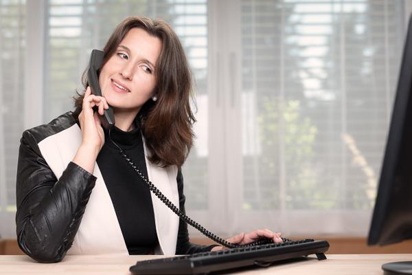 Der Telefon-Knigge: Richtig telefonieren -  so geht's