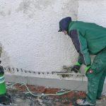 Nachträgliche Horizontalsperren ersparen aufwendige Baumaßnahmen bei Mauerfeuchte